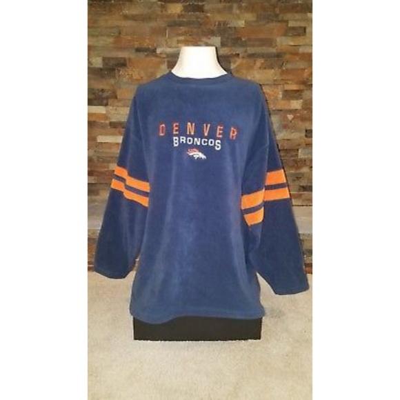 a3aa051f691 VF Imagewear Sweaters | Vtg 90s Denver Broncos Sweatshirt 2xl | Poshmark